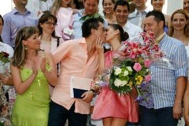 Razvan Fodor s-a casatorit cu Irina Stan (poze)