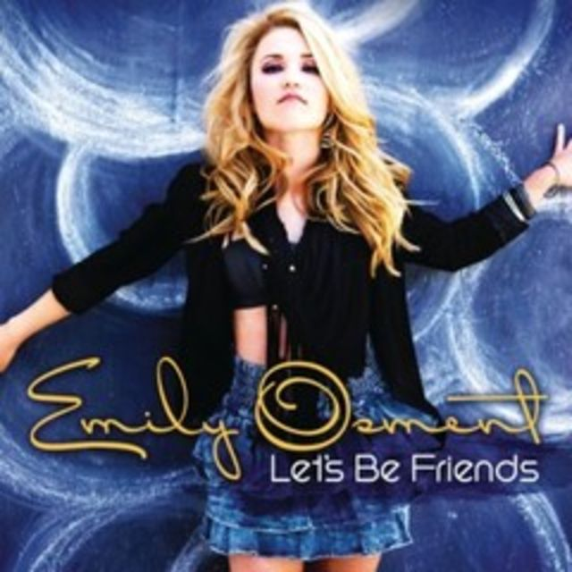 Emily Osment- Let's Be Friends videoclip