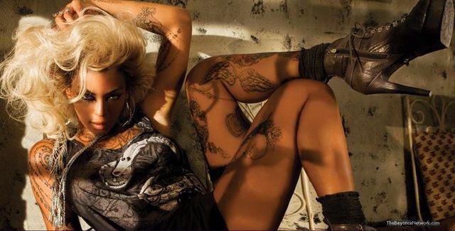Beyonce, sexy pentru House Of Dereon