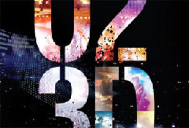Filmul U2 3D soseste in Romania