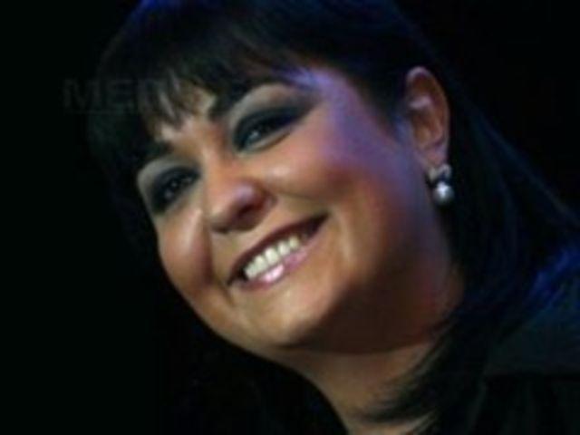 Monica Anghel, mai frumoasa ca niciodata dupa nastere (poze)