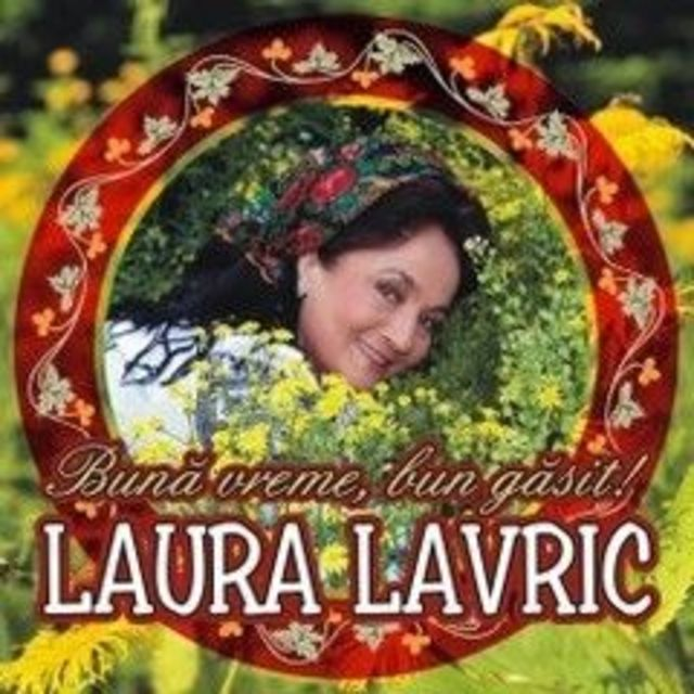 Laura Lavric nu e recunoscuta pe strada daca n-are costum popular (video)
