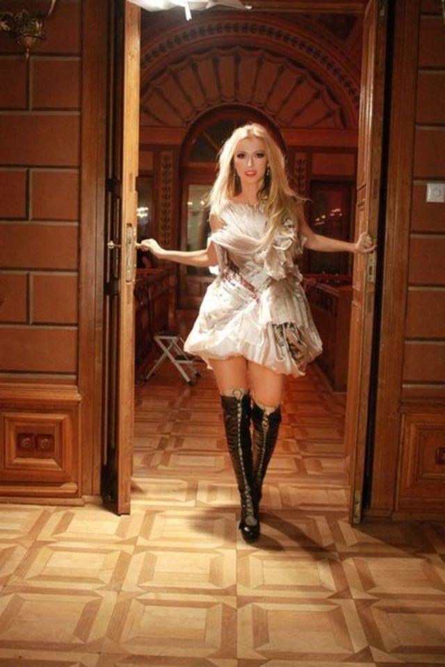 Poze Andreea Balan Crazy About You