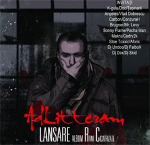 Ad Litteram - Rani cicatrizate - album nou in februarie