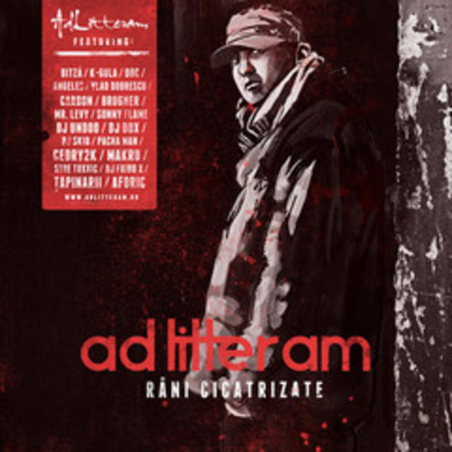 Noul album Ad Litteram - Rani cicatrizate - disponibil la download in BestMusic Shop