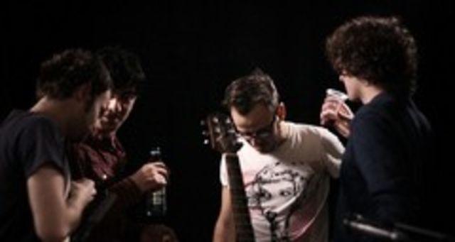 The Amsterdams isi promoveaza noul album in Marea Britanie