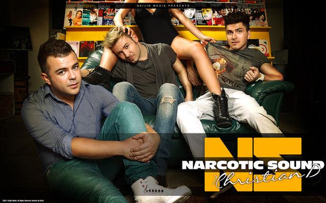 Poze Narcotic Sound & Christian D