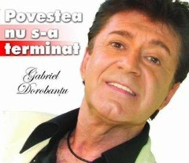 Gabriel Dorobantu lanseaza albumul `Povestea nu s-a terminat`