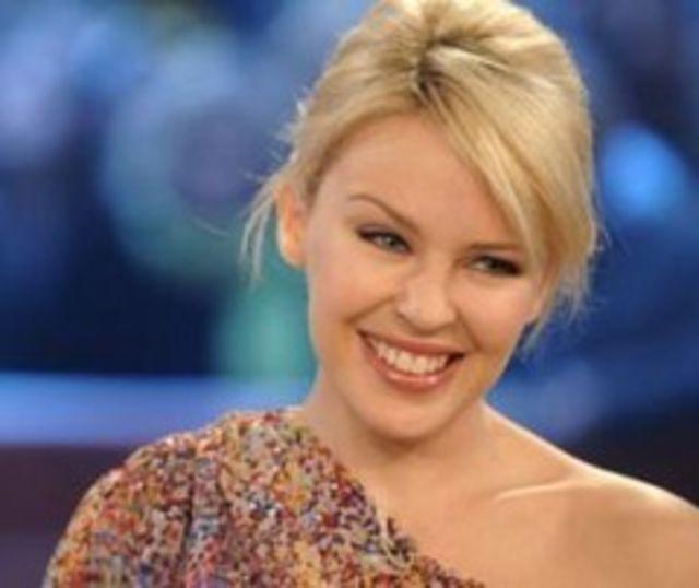 Kylie Minogue, aniversata de Magic FM