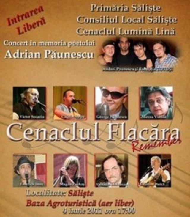 Remember Cenaclul Flacara - Concert in memoriam Adrian Paunescu