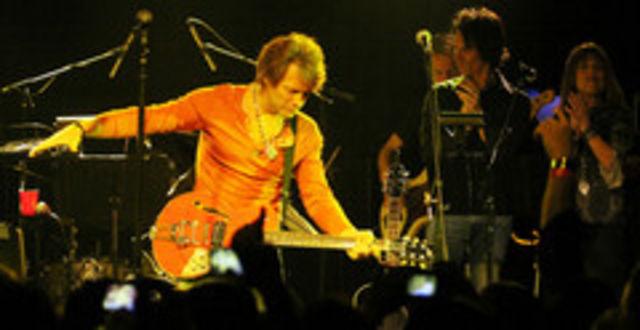 Rock Fm cauta trupa pentru deschiderea concertului Bon Jovi