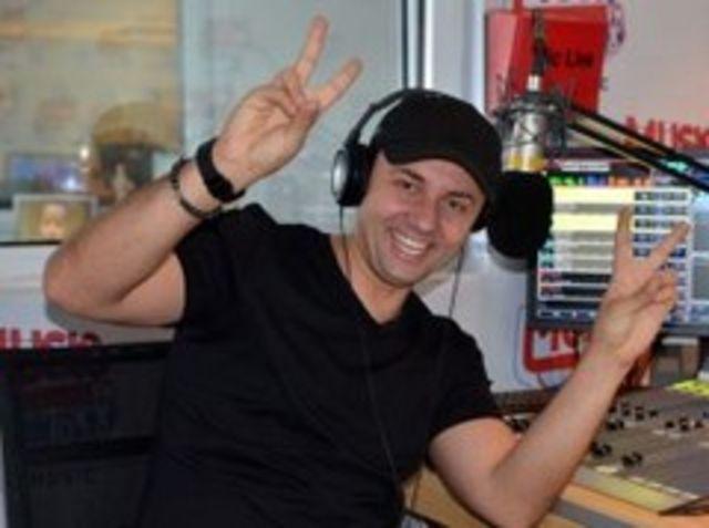 Catalin Maruta i-a dedicat Andrei `Wind Of Change` la Music FM