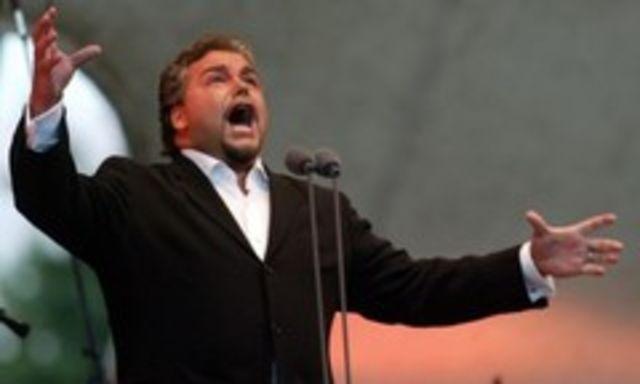 A murit `noul Pavarotti`, Salvatore Licitra