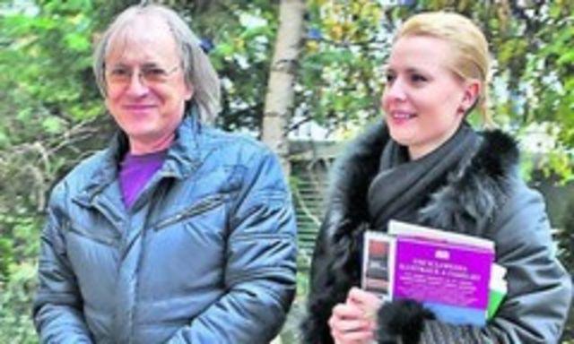 Mihai Constantinescu s-a casatorit la 65 de ani