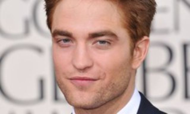 Robert Pattinson, cel mai frumos barbat din lume in 2011