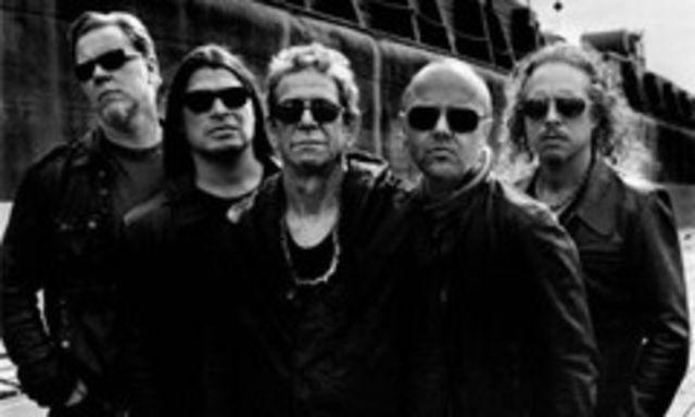 Lou Reed, amenintat cu moartea de fanii Metallica