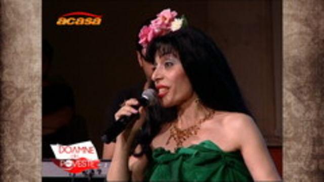 Portretul Ancai Parghel la emisiunea 'Doamne de poveste'