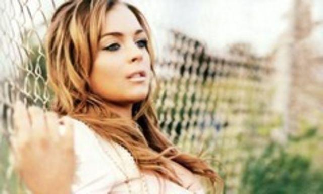 Lindsay Lohan, noua Marilyn Monroe in Playboy