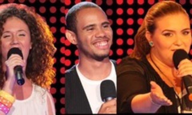 Daniel `Max`, Alexandra, Anthony si Oana, eliminati de la Vocea Romaniei