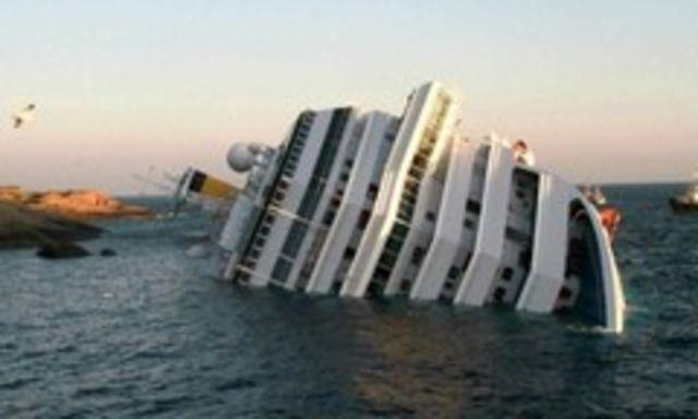 Titanic 2: pe vasul Concordia se asculta `My Heart Will Go On`