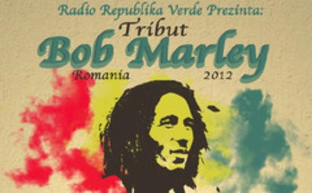 Concert tribut Bob Marley la Bucuresti