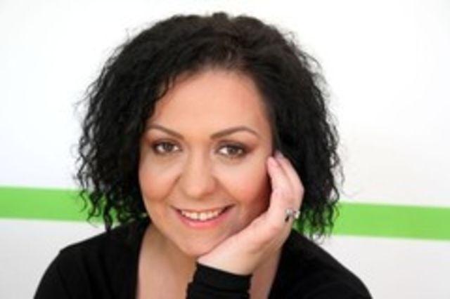 Monica Anghel, implicata intr-un accident de circulatie