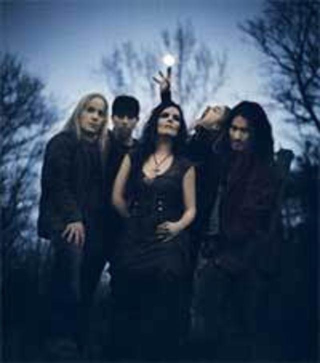 Nightwish la Artmania 2009
