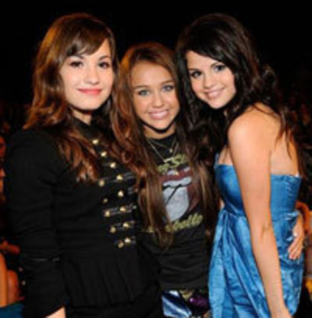 Selena gomez and miley cyrus sexy well told