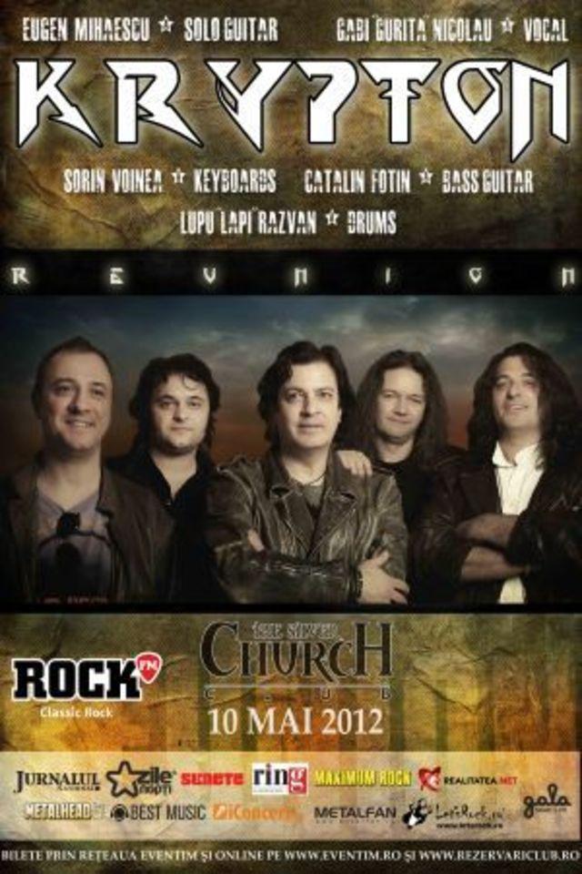 Biletele VIP La Krypyon Reunion - disponibile pe RezervariClub
