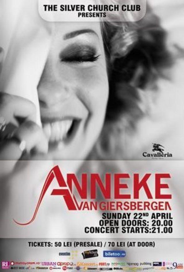 Anneke van Giersbergen in The Silver Church: unele lucruri nu se schimba (cronica concert)
