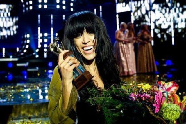 Wow: Iata cum a fost primita castigatoarea Eurovision de suedezi (video)
