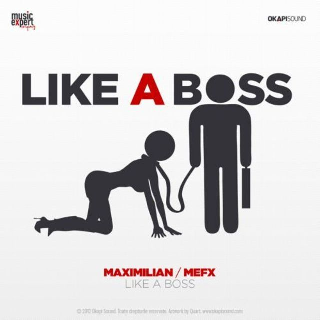 Download Maximilian feat. MefX - Like a Boss