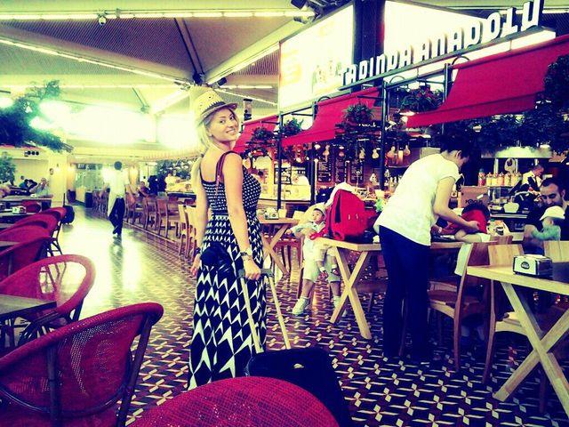Delia in Turcia