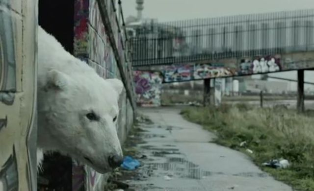 Radiohead si Jude Law produc o campanie pentru Greenpeace