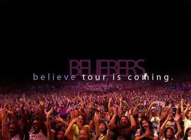 Justin Bieber - concert in Romania in 2013 (zvon)