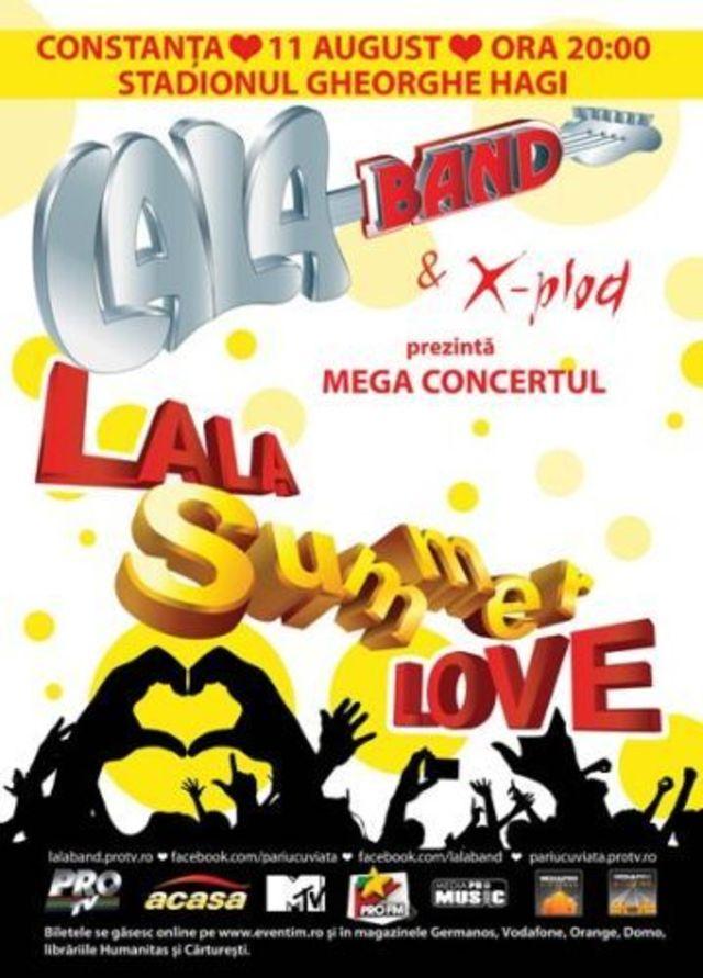 O noua categorie de bilete la concertul LaLa Summer Love