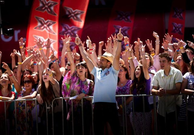 Auditii X Factor, sezon doi