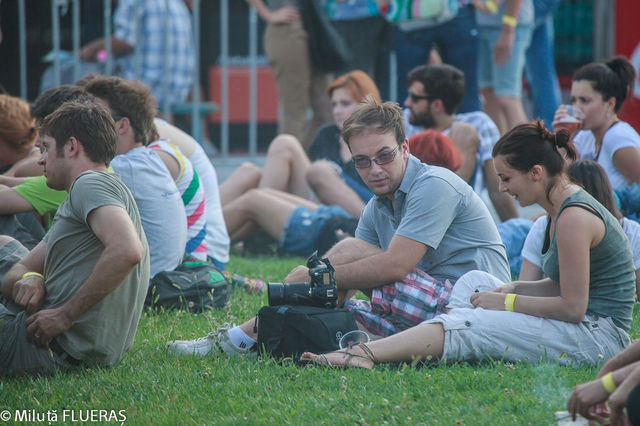 Public - concert Placebo, Bucuresti 2012