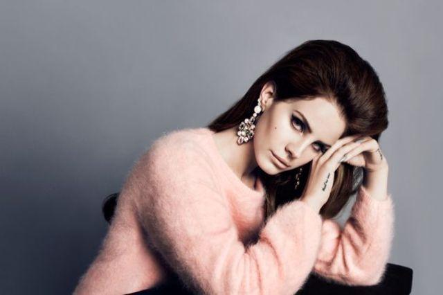 Lana del Rey pentru H&M - lookbook