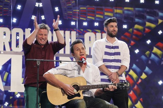 Preselectii Romanii au Talent - Timisoara