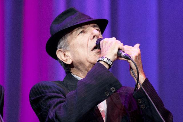Leonard Cohen prefera sa-si lustruiasca singur pantofii