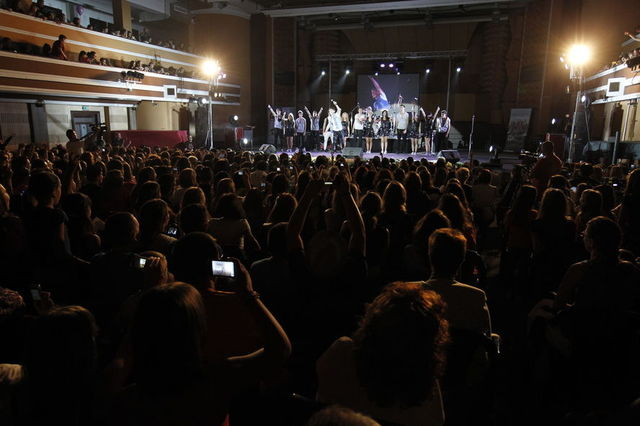 Poze LaLa Band la Timisoara