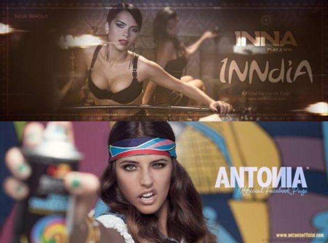 Inna sau Antonia? INNdiA sau Jameia? Voteaza!