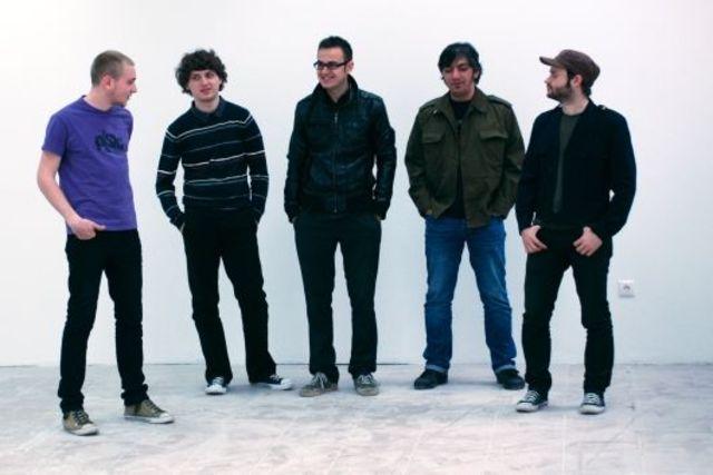 The Amsterdams da startul MTV Unplugged