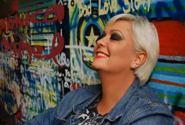 Monica Anghel - Bad Love Story (single nou)