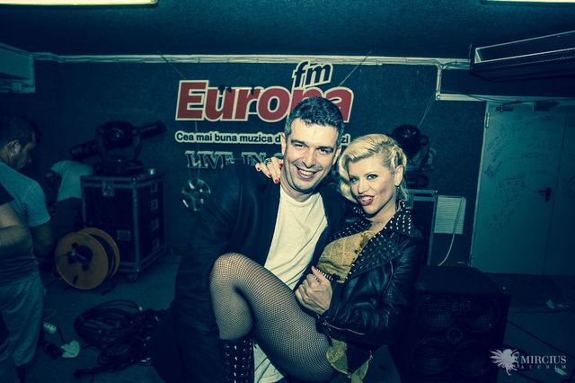 concert Loredana in Garajul Europa FM