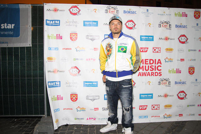 Poze Media Music Awards
