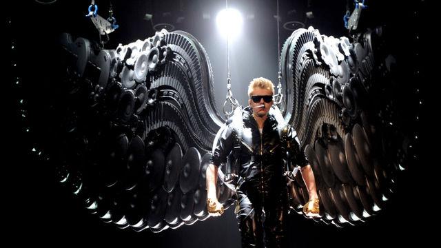 Justin Bieber Oakland 2012