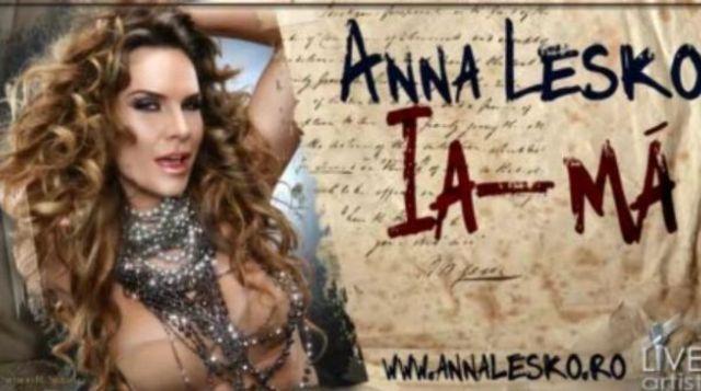 Anna Lesko - Ia-ma (single nou)