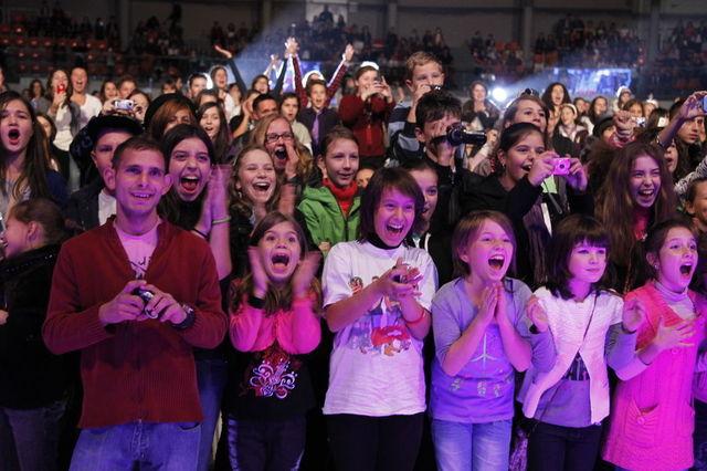 Concert LaLa Band in Brasov